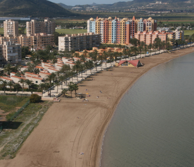 Cartagena beaches: Playa Honda