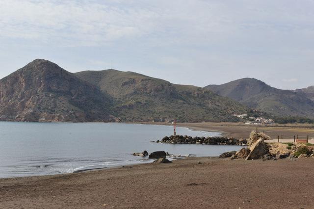 La Unión beaches: Playa de Portmán