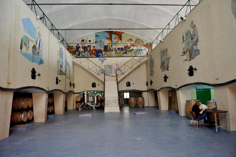 Bullas wine route: Bodegas del Rosario
