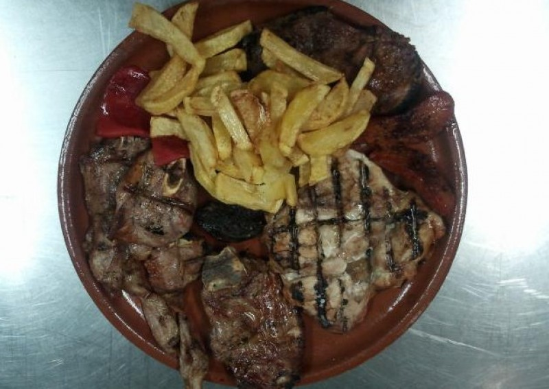Restaurants Alhama de Murcia, Bar-Restaurante La Parra (El Berro)