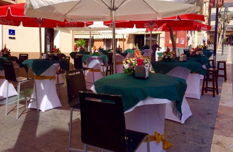 Restaurants Alhama de Murcia, Bar-Restaurante El Laurel