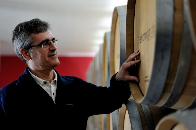 Jumilla wine route, Bodega Silvano García