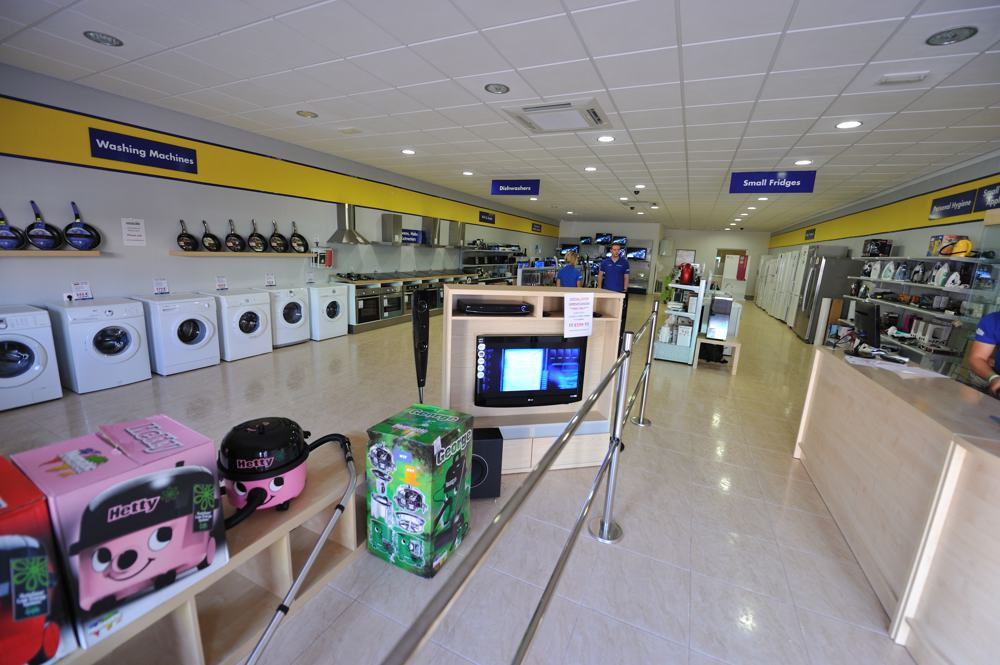 TJ Electricals EURONICS Camposol