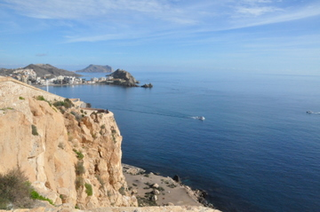 A morning out in Águilas