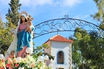 Fiestas in Alhama de Murcia
