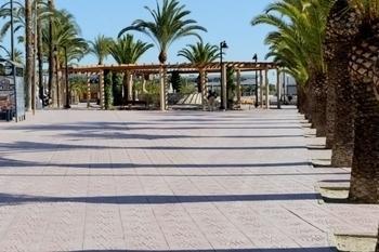 San Pedro del Pinatar beaches: Playa de la Puntica