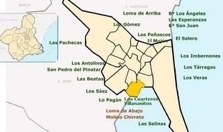 Lo Pagán, San Pedro del Pinatar