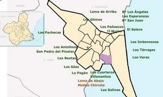 Los Cuarteros, San Pedro del Pinatar
