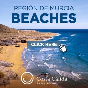 Murcia Turistica Beach Guide