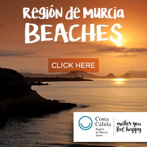 Murcia Turistica Beach Guide standard column