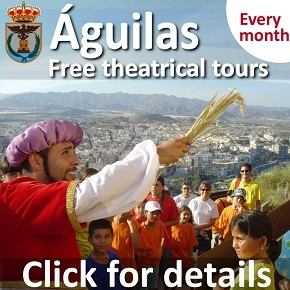 Aguilas Monthly Theatrical Tour