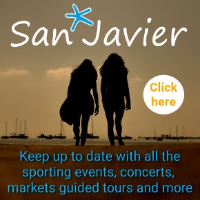 San Javier What's On banner
