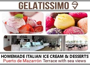 Gelatissimo Italian Ice Cream