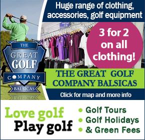 Great Golf Co. Balsicas news