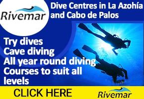 Rivemar Dive Centres La Azohía & Cabo de Palos