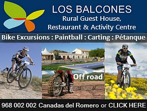 Los Balcones Sports banner