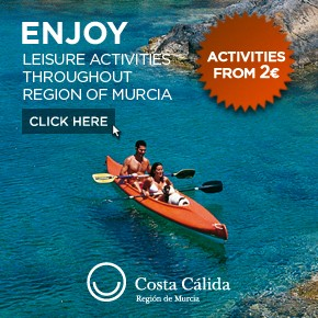 Murcia Turistica Activities banner