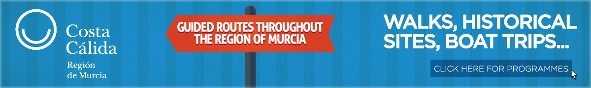 Murcia Turistica Whats On Section Sponsors Banner