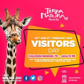 Terra Natura February 2021VISITOR DAY