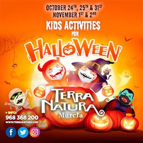 Terra Natura October Halloween 2020