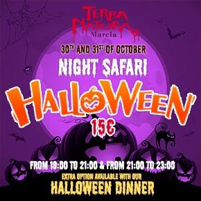 Terra Natura October Halloween Safari  2021