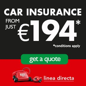Linea Directa CAR INSURANCE SPANISH NEWS RIGHT COLUMN