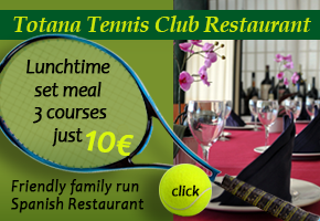 Restaurant Club de Tenis Totana